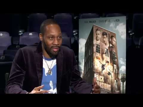 Brick Mansions: RZA Official Movie Interview