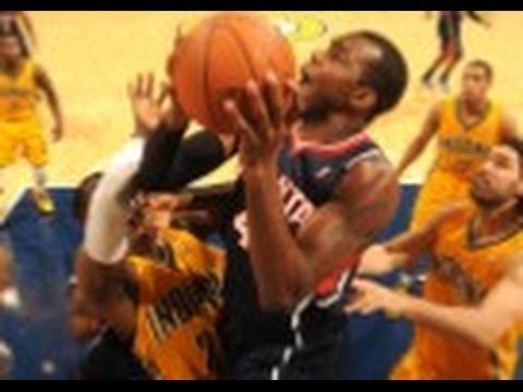 Atlanta Hawks vs Indiana Pacers | April 6, 2014 | Full Game Highlights | NBA 2013-14 Season