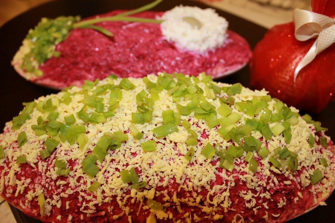 Как приготовить салат под шубой