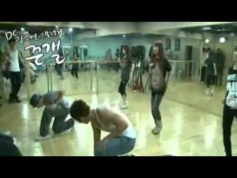 [dream High Dvd] Dancing Rehearsal video