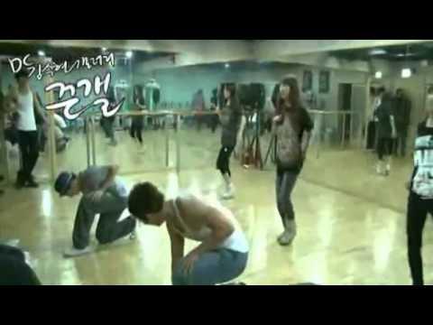 [dream High Dvd] Dancing Rehearsal video