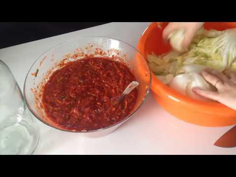 Kuchnia Koreańska-jak Zrobić Kimchi