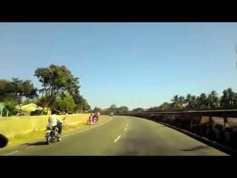 Goa to Bangalore Road Trip (stretch from Hubli to Bangalore)