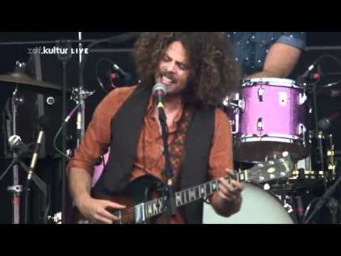 Wolfmother - Live vom Hurricane Festival 2012