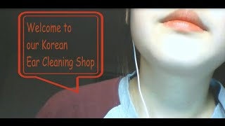 [English ASMR] Ear Cleaning Roleplay