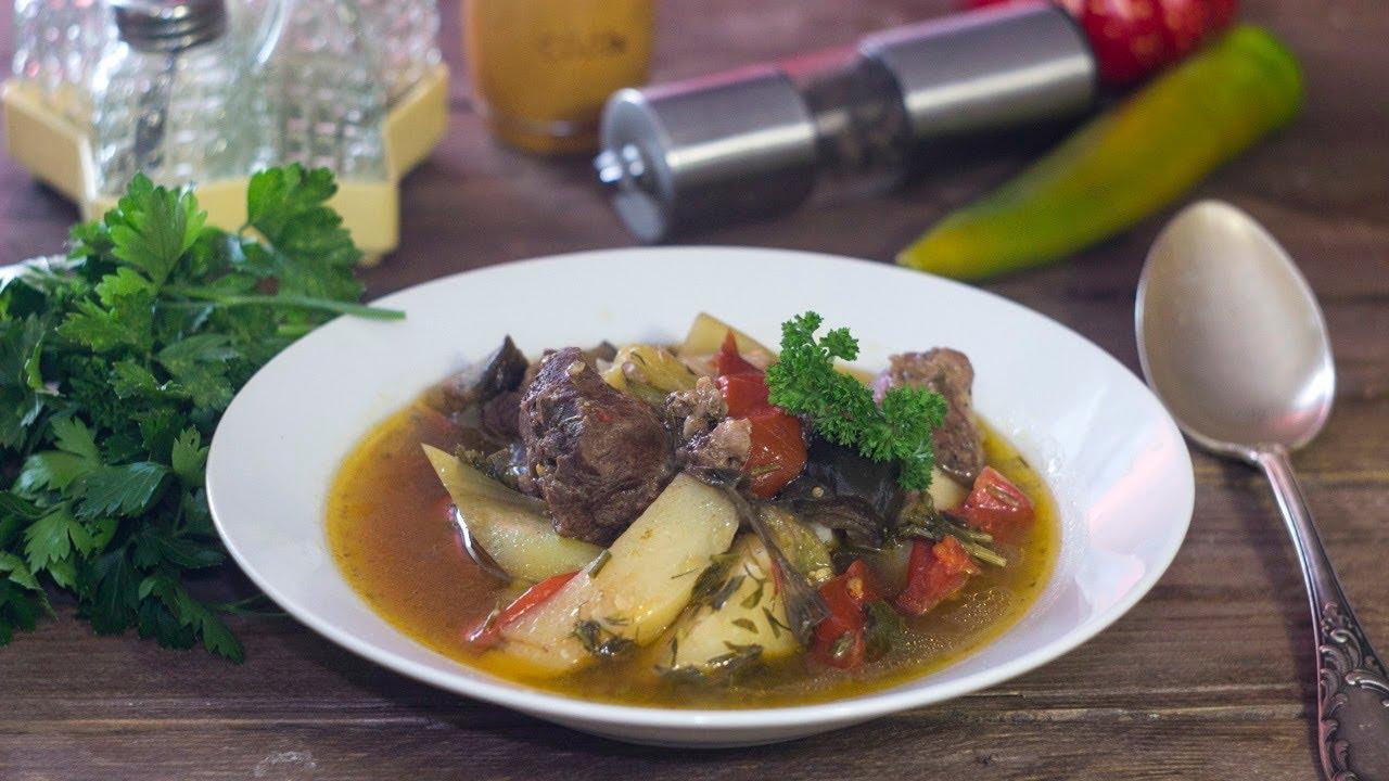 Хашлама по-армянски рецепт с фото пошагово