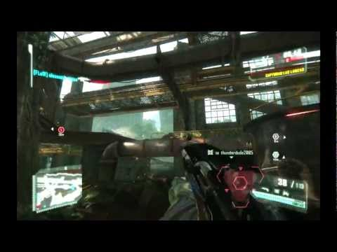 Crysis 3 MP - Lanças East River - Scar