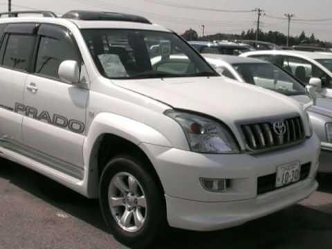 Toyota Land Cruiser Prado 2006 Toyota Land Cruiser Prado