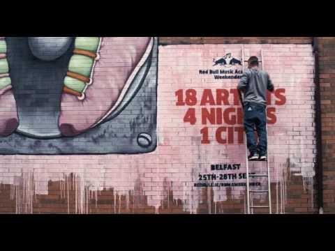 RBMA presents: Weekender Belfast 2014