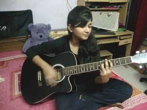 Bikhra Hoon main acoustic cover by Singuianist