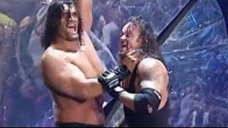 Undertaker vs The Great Khali - Last man standing match