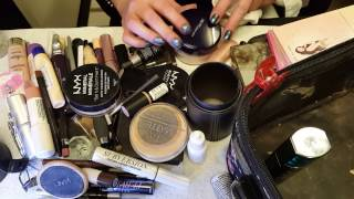 ASMR-Another makeup Rummage and Sort- No Speaking
