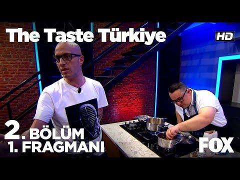 The Taste Türkiye 2. Bölüm 1. Fragmanı
