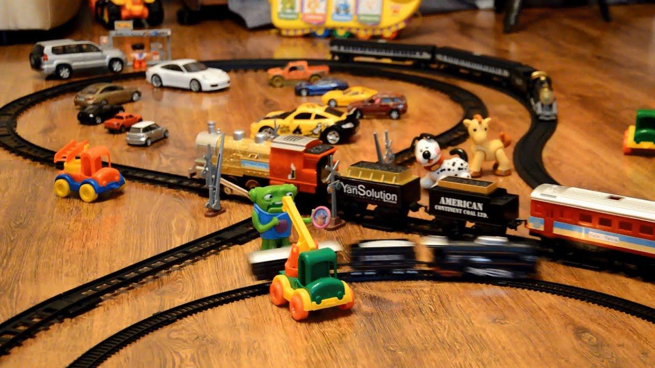 Железная дорога для детей фото цена
