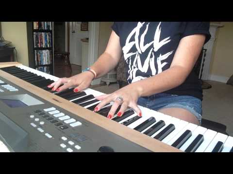 Stay by Mayday Parade - Piano Cover