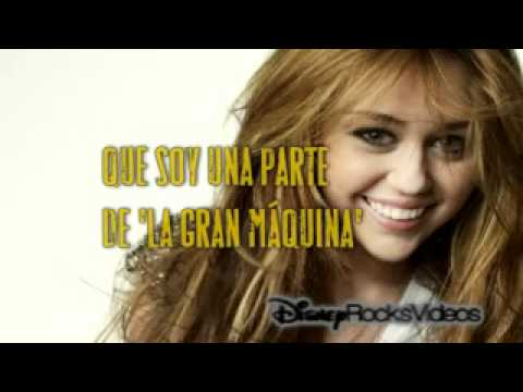 Miley Cyrus - Robot (letra Español) video