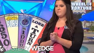 Wheel of Fortune: Mystery Wedge Moments