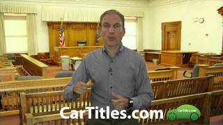 Buying a car when the seller does not have a title | AFX