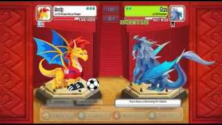 Dragon City - Korean Soccer Dragon/Dragon Futbol Coreano