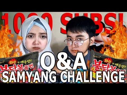 download lagu SAMYANG Q&A  SPECIAL 1000 SUBSRIBERS !! gratis