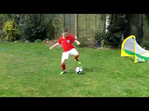 Zak Brunt, Next Ronaldo, Kaka, Rooney, Messi,Nani, Rabinho skills, football, soccer, amazing.