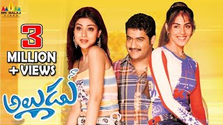 Naa Alludu Telugu Full Movie || Jr.NTR, Shriya, Genelia