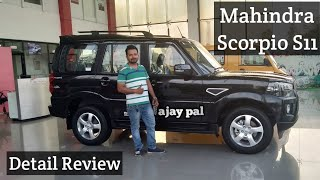 Mahindra Scorpio s11 2019 Detail Review | Milage | On road Price | Hindi Review