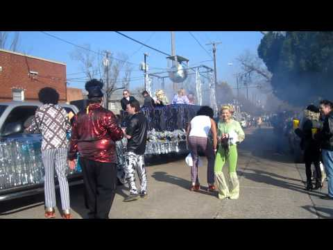 2012 Dallas / Oak Cliff Mardi Gras Parade