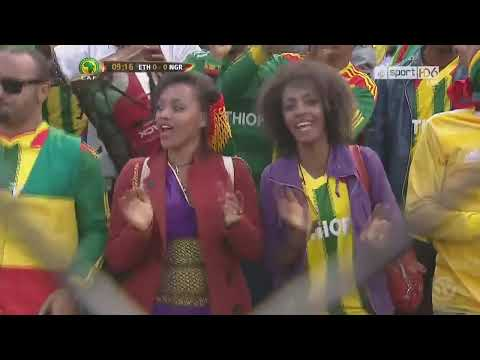 Ethiopia vs Nigeria - 2014 FIFA World Cup qualification - CAF 3rd Round 1 leg