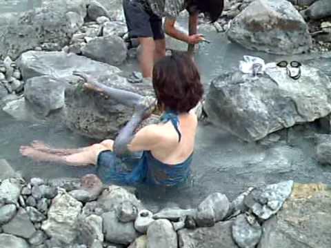 秘湯!山城温泉