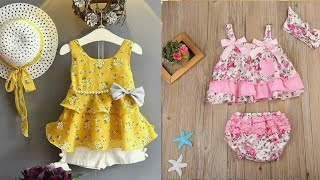 Designer Fancy Dresses For Girls | Top 10 Kids Designs For Party Wear