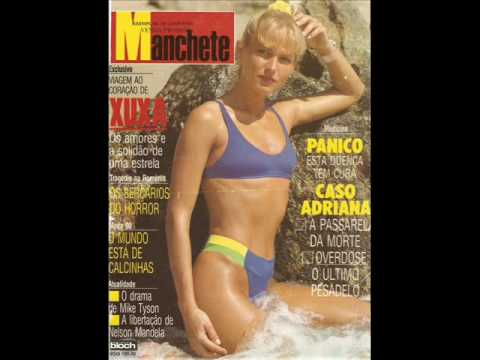 MANCHETE-XUXA- 43 CAPAS