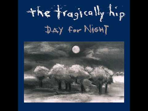 Tragically Hip - Scared