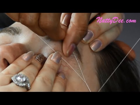 Eyebrow Threading - Benefits