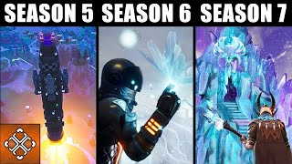 All Fortnite Live Events Season 1 To 7 You Might Have Missed