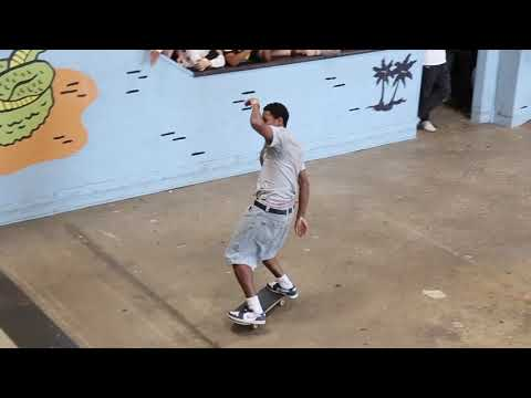 ISHOD WAIR TAMPA PRO 2020 3RD PLACE FINALS RUN