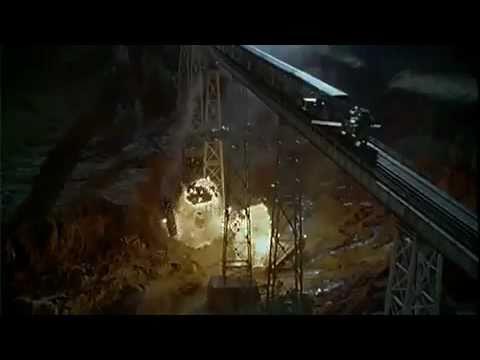 Under Siege 2 Train Crash Steven Seagal Under Siege 2Under Siege 2 Train Crash