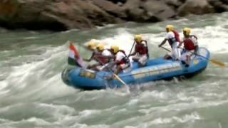 Training in ITBP  a short movie on various training imparted in the Force