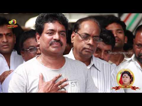 Telugu Film Industry about Telangana Sakuntala - R...