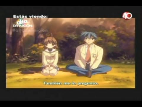 Alta Definición - Anime Top 30 Agosto 2012 - 1° parte