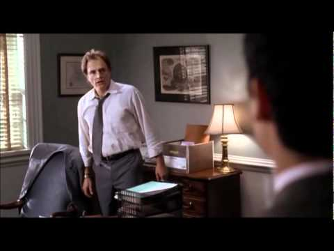 The West Wing: Joshua Lyman Goes Crazy