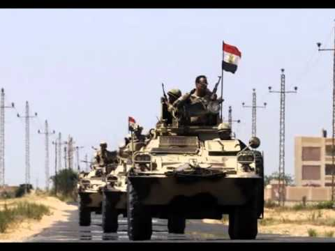 Egypt military targeted in deadly Sinai attacks