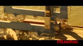 22 Jump Street Movie CLIP - Semi-Truck (2014) - Jonah Hill Action Comedy HD