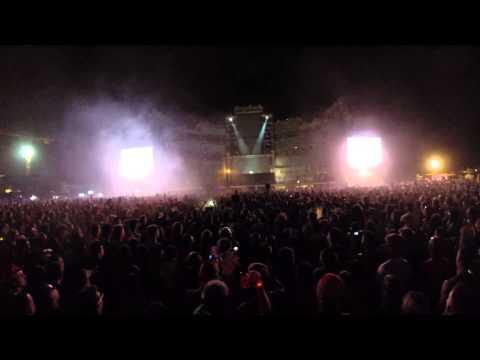 Live Axwell à L'EMF 2014