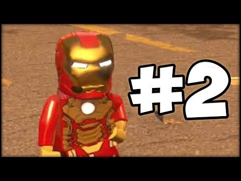LEGO MARVEL AVENGERS - LBA - Episode 2 : ULTRON is a Hero!