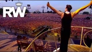 Watch Robbie Williams Strong video