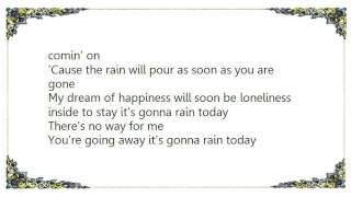 Watch Connie Smith Its Gonna Rain Today video