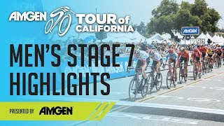 2019 Stage 7 Highlights - Presented by Amgen