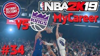 CRAZY OVERTIME Against the Kings! :: NBA 2K19 MyCareer #34