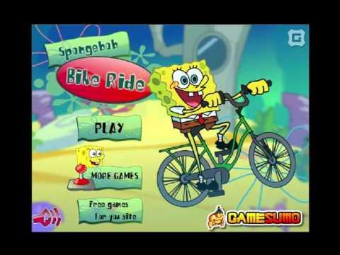 Spongebob Bike Ride Game Full Episode